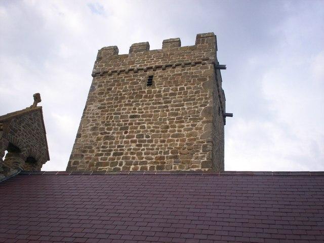 Tower, Ciffig Church