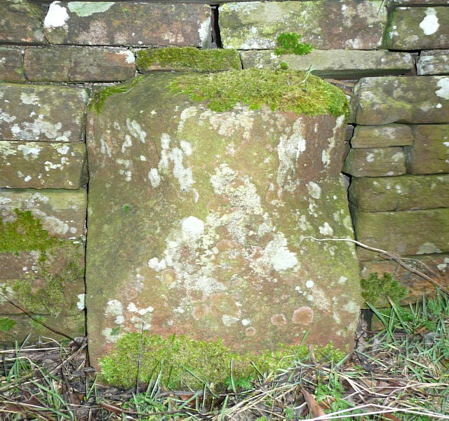 Boundary stone, Scatterbeck