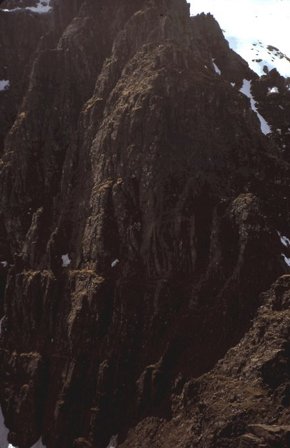 Northern Pinnacles of Liathach