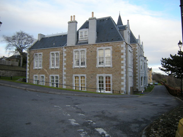 Carolina Court Housing, Broughty Ferry Road, Dundee