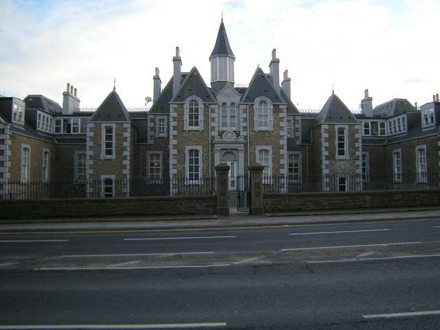 Carolina Court Housing Association, Broughty Ferry Road, Dundee