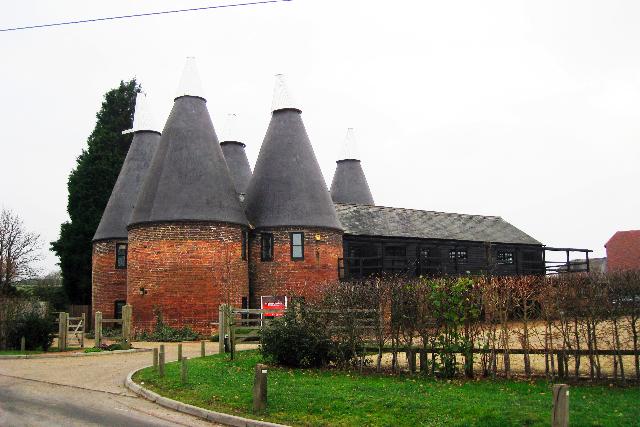 Tatlingbury Oast, Five Oak Green Road, Five Oak Green, Kent