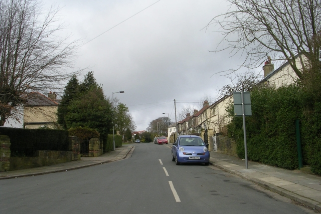 Lynton Drive - viewed from Wheatlands Drive