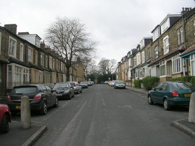Saltburn Place - Jesmond Avenue