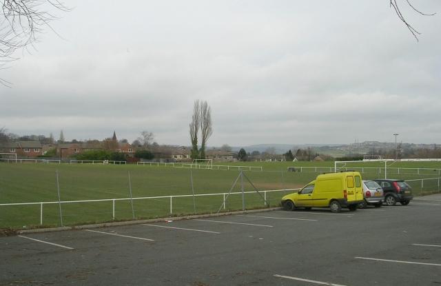 Manningham Mills Sports Association Playing Fields - Scotchman Road
