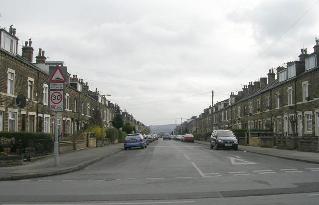 Westfield Road - Scotchman Road