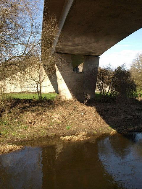 Viaduct across River Teign