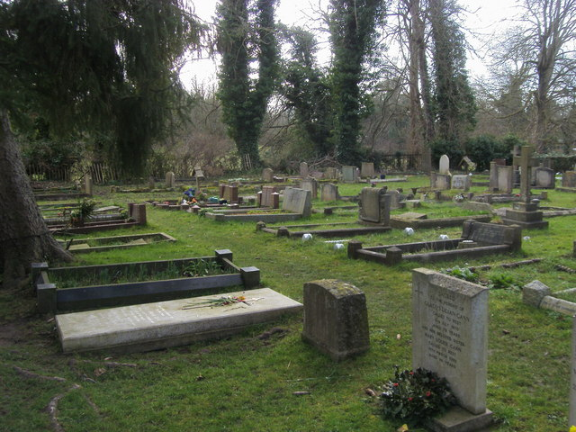 Graveyard of Holy Trinity Church