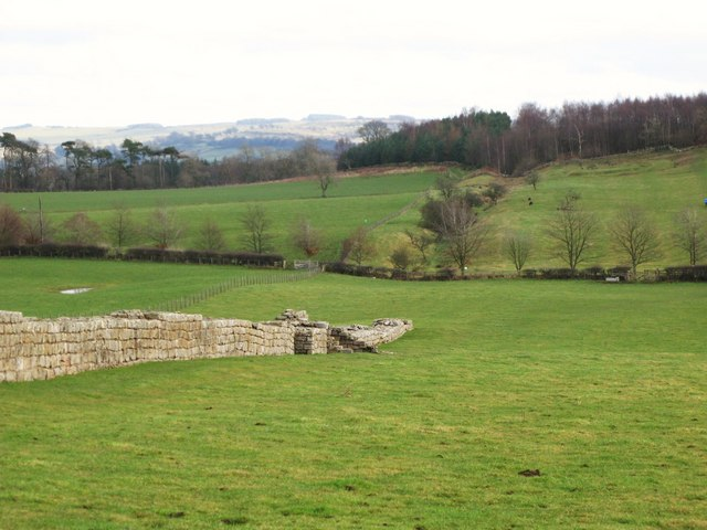 Hadrian's Wall and Turret 29a - Black Carts
