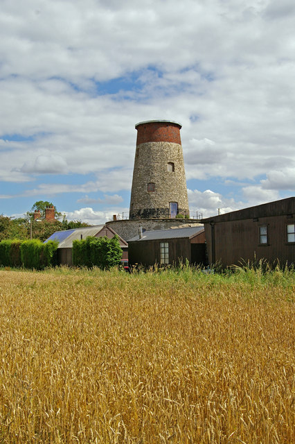 Reeson's Mill, Hibaldstow