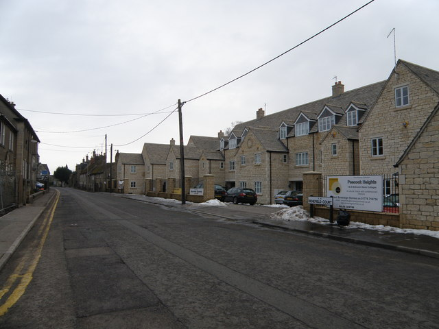 Peacock Heights, Oundle