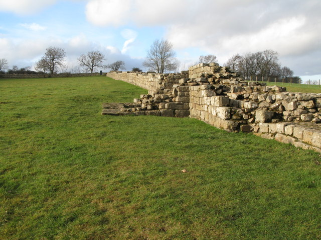 Hadrian's Wall and Turret 29a - Black Carts (2)