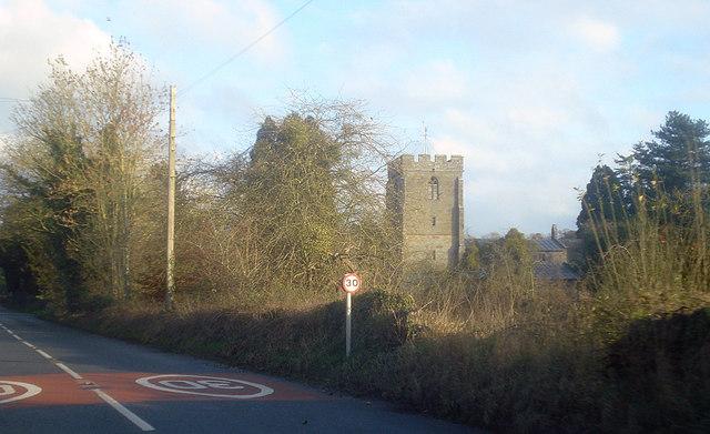 Church of St John the Baptist and St Alkmund