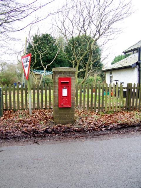 George VI postbox, St John's Cross