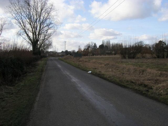 Nearing Bayswater Road