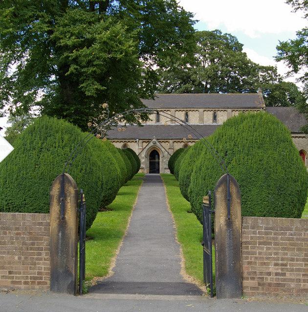St. Hybald's Church, Scawby