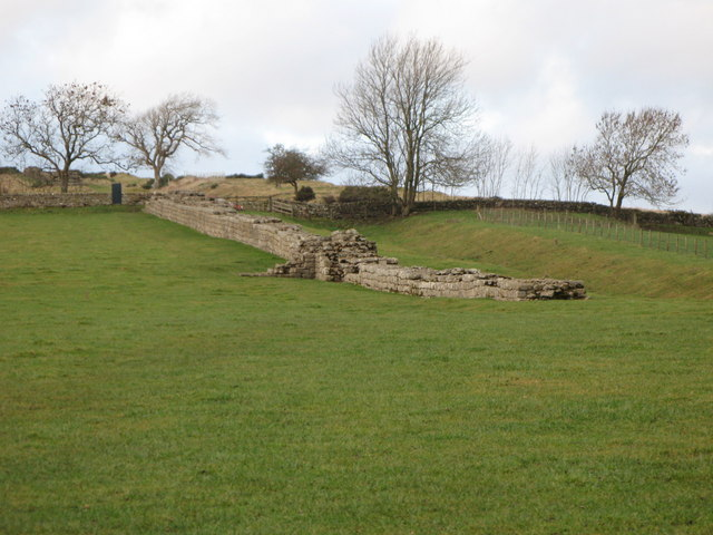 Hadrian's Wall and Turret 29a - Black Carts (3)