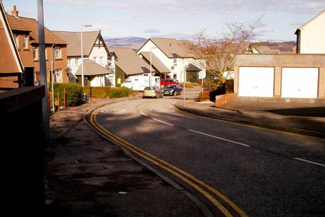 Gallowshade Road, Forfar