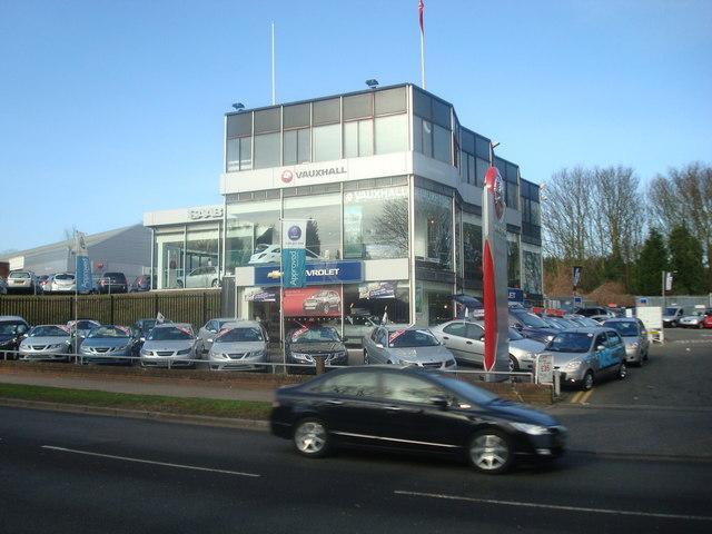 Car Dealer, Perry Street, Chislehurst