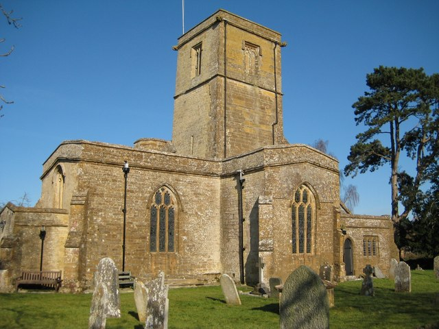Church of St Mary, South Perrott