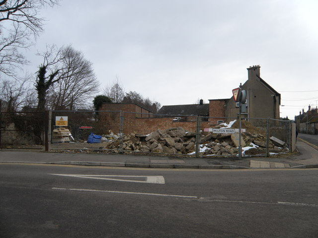 Rubble, Benefield Road Oundle
