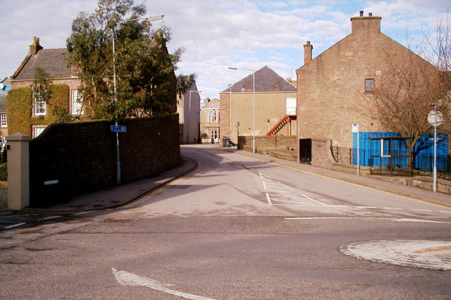 Coutties Wynd, Forfar