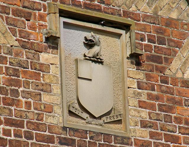 The Old School Scawby - Sutton Escutcheon