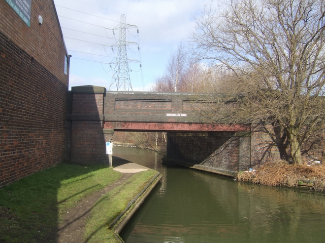 Walsall Canal - Brickhouse Lane Bridge
