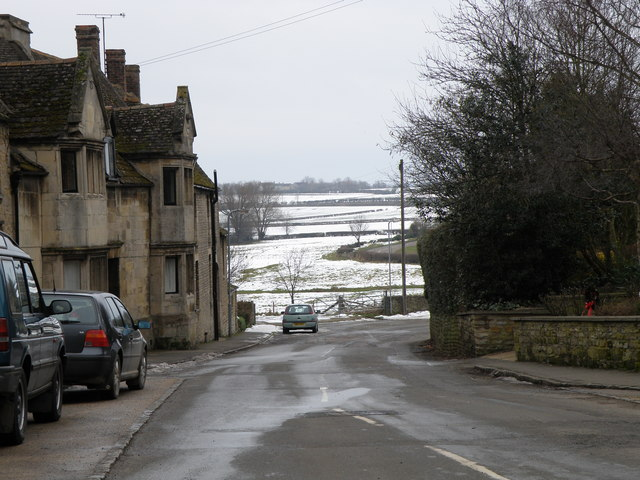 Stoke hill, Oundle