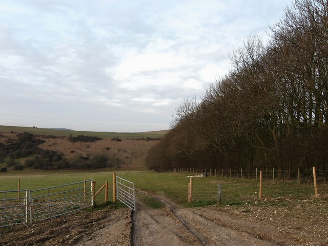 Parish Boundary, Blackcap Hill