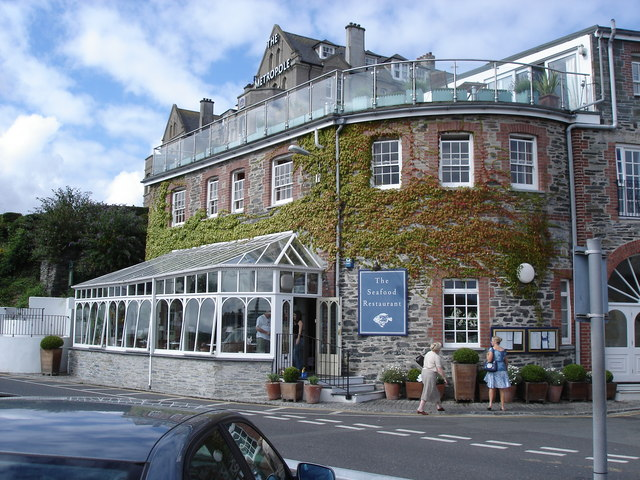 Padstow - the Seafood Restaurant