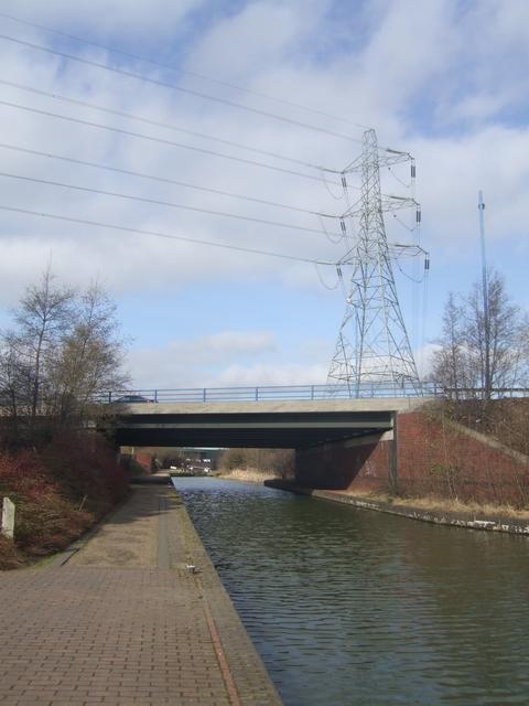 Walsall Canal - Great Bridge Bypass