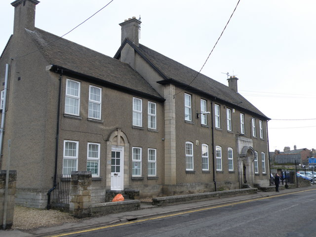 Oundle Drill Hall