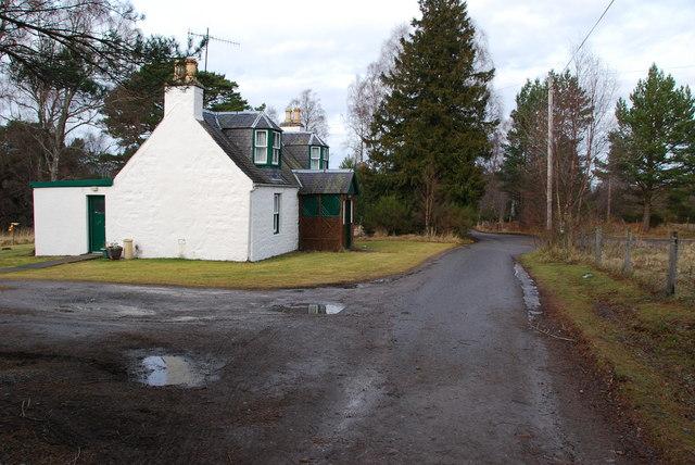 Blackpark cottage