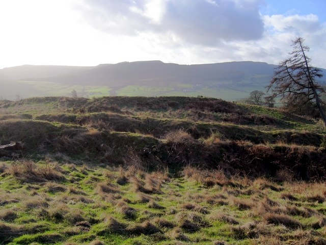 West Hills Iron Age Hill Fort