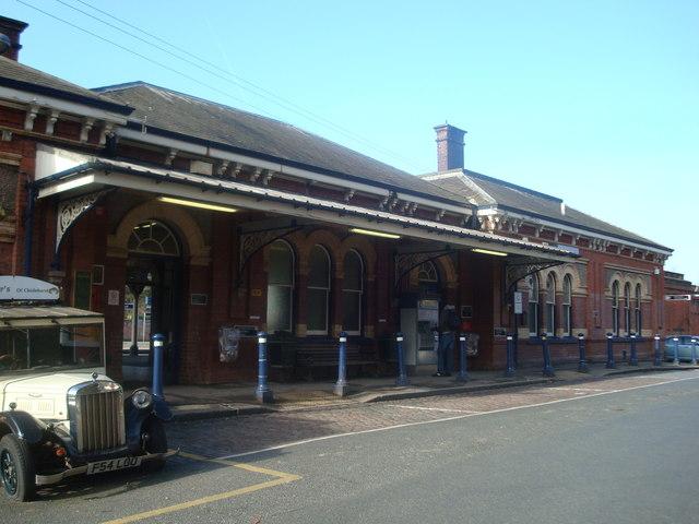 Chislehurst Railway Station