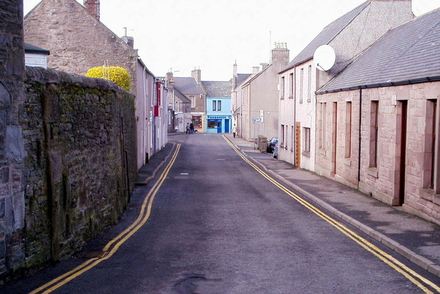 Canmore Street, Forfar