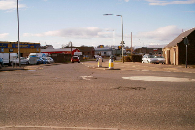 Queenswell Road, Forfar