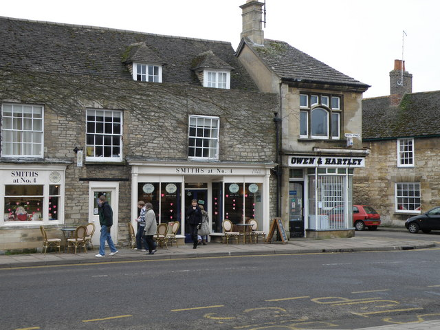 North Street Oundle