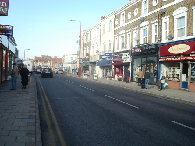 High Street, Sidcup
