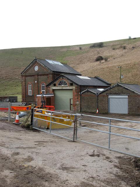 Poverty Bottom Pumping Station