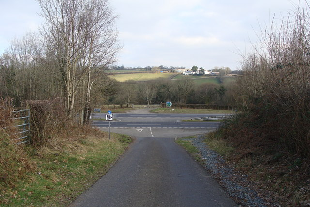 Meeting the A48