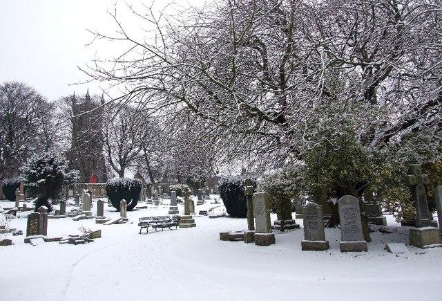 Liberton Kirk churchyard