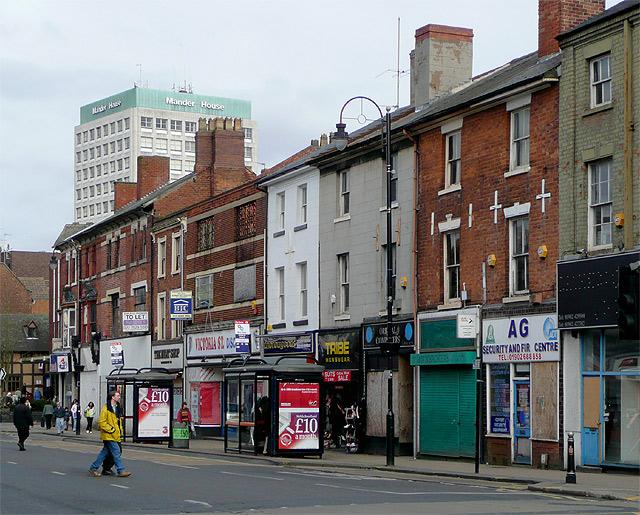 Victoria Street, Wolverhampton