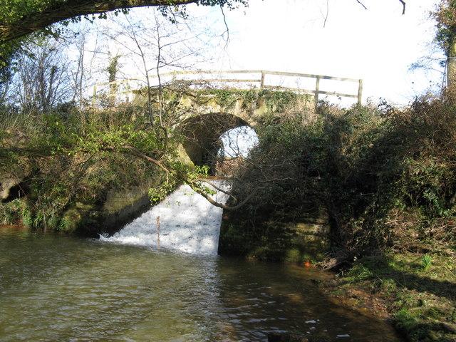 Bridge at Stream Mill