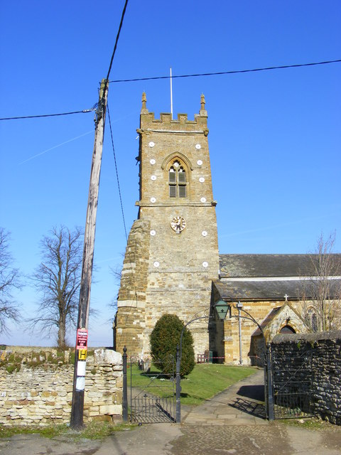 St Laurence, Brafield on the Green