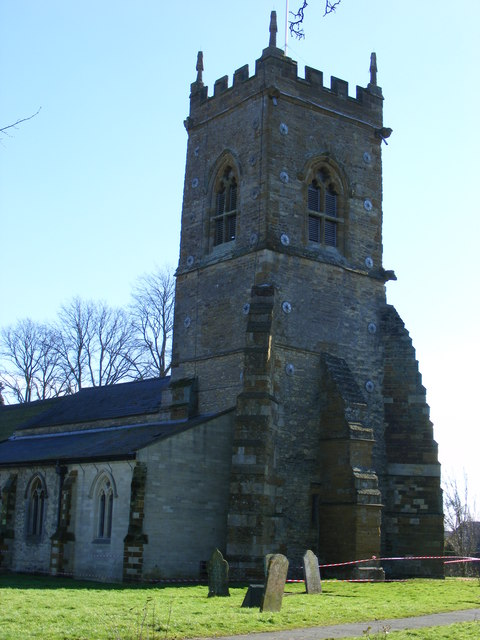 St Laurence, Brafield on the Green (2)