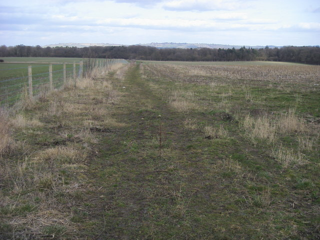 Footpath off Wheatley Road