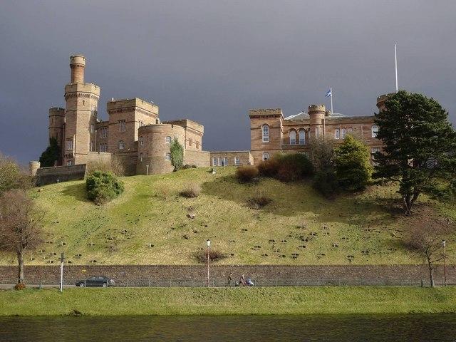 The Castle, Inverness