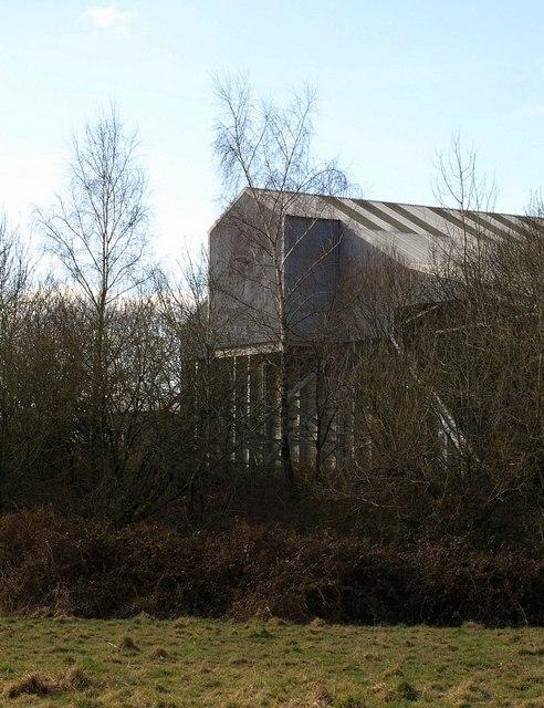Clay shed near Chudleigh Knighton